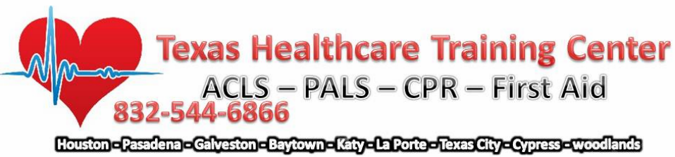 ACLS Certification - PALS Recertification - BLS provider for Houston ...