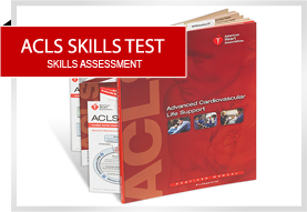 ACLS SKILLS CHECK-OFF